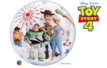 "Disney Toy Story 4 - 22"" Bubble Balloon"