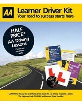 AA Learner Driver Kit