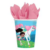 Nella The Princess Knight Paper Cups 8pk