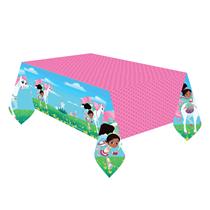 Nella The Princess Knight Plastic Tablecover 1.2 x 1.8M