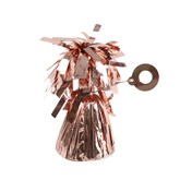 Rose Gold Tassel Balloon Weight
