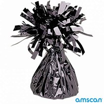 Amscan Black Tassel balloon weight 6oz
