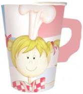 Little Cook Paper Cups 8pk