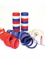 Red, White & Blue Serpentine Rolls 3pk