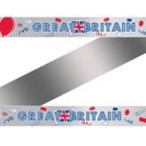 Great Britain Foil Banner 15m