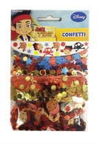 3 Pack Jake And The Neverland Pirates Confetti