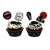 Halloween Fangtastic Cupcake Kit