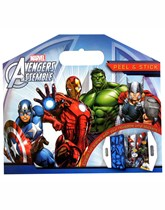 Avengers Peel & Stick Activity Set