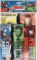 Marvel Avengers Play Pack