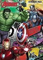 Marvel Avengers Sticker Pad