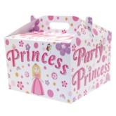 Princess Carry Handle Balloon Box