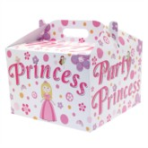 Princess Carry Handle Balloon Box
