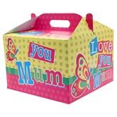 Mum Carry Handle Balloon Box