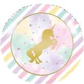 """Unicorn Sparkle 18"""" Foil Balloon"""