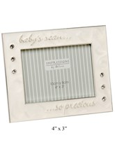 Impressions by Juliana Baby Scan Picture Frame