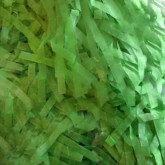 Light Green Shredded Tissue Paper