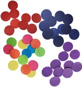 Circular 25mm Tissue Paper Confetti 100gm