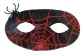 Halloween Spider Eye Mask 100pk