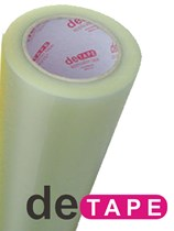 deTAPE Clear Application Tape 305mm x 50M