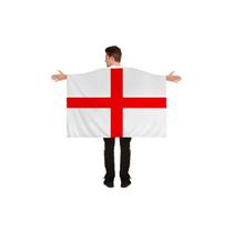 England St George's Cross Flag Cape 5ft x 3ft