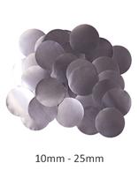 Oaktree Metallic Pearl Graphite Foil Confetti
