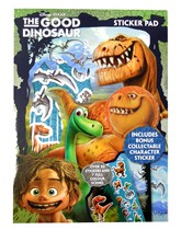 The Good Dinosaur Sticker Pad