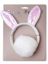 Pink Bunny Ears and Tail Set