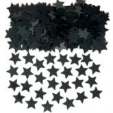 Black Star Metallic Confetti 14g