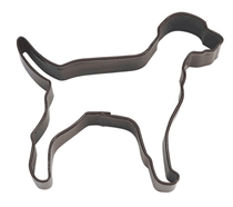 """Dog Shaped 4"""" Cookie Cutter"""