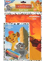 The Lion Guard Play Pack