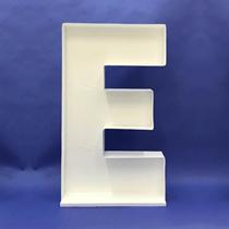 Balloon Frame Letter E