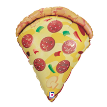 Pizza Slice Take Away Foil Balloon Party Decoration