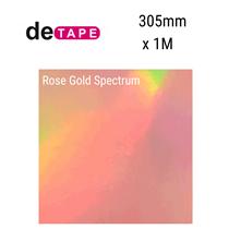 Rose Gold Spectrum Metallic Vinyl 1M x 305mm