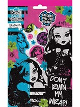 Monster High Sticker Set