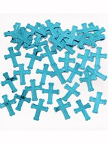 Blue Cross Christening Confetti 14g