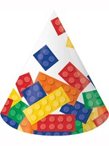 Block Party Party Hats 8pk