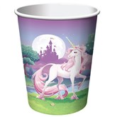 Unicorn Fantasy Paper 9oz Cups 8pk