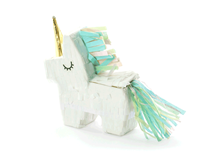 Mini Unicorn Pinata / Table Decoration