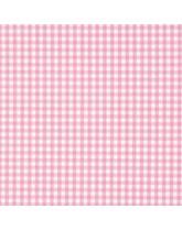 Light Pink Gingham Luncheon Napkins 20pk
