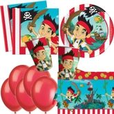 Jake Bonus Party Pack for 8 people - 10 FREE BALLOONS