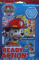 Paw Patrol Sticker Paradise