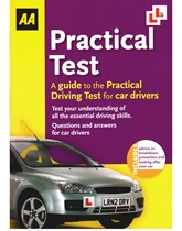 AA Practical Test for Car Drivers Book