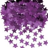 Purple Star Metallic Confetti 14g