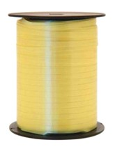 Light Yellow Balloon Ribbon 500m