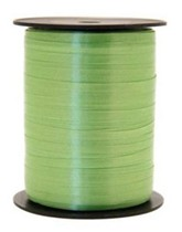Lime Green Balloon Ribbon 500m