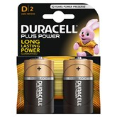 Duracell D Batteries 2pk