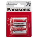 Panasonic C Batteries 2pk