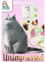 Secret Life of Pets Sticker Pad
