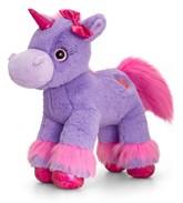 Glitter Gems Purple Unicorn Soft Toy