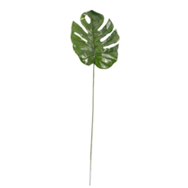 Green Philodendron Leaf Spray 12pk
